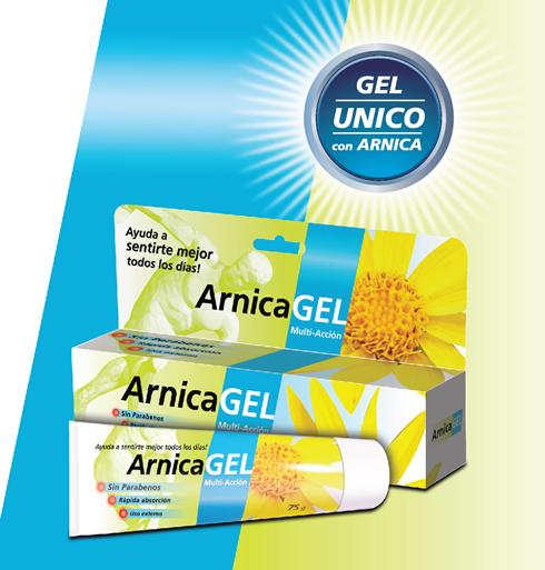 El antiinflamatorio natural: Arnica montana